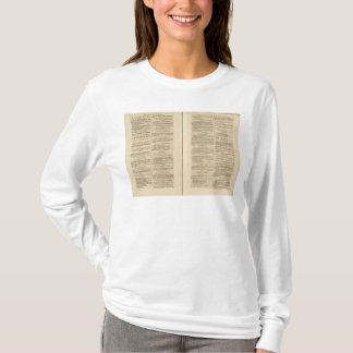 Text Page New World Atlas T-Shirt