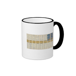 Text Page of Iron Mountain Route Ringer Mug
