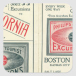 Text Page of Phillips Tourist Excursions Stickers