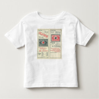 Text Page of Phillips Tourist Excursions Toddler T-shirt
