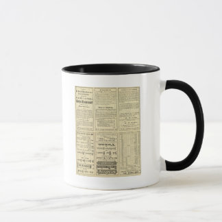 Text Page of St Louis and San Francisco Railway Mug
