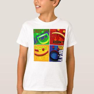 Text Talking T-Shirt