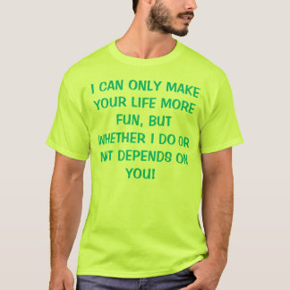 Text Tees ICAN