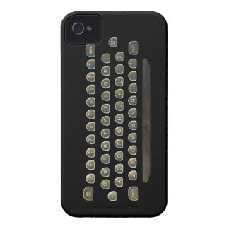 Text the Old Fashioned Way iPhone 4 Cover