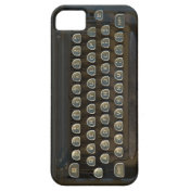 Text the Old Fashioned Way Iphone 5 Cover