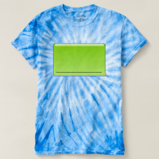 Text Whale T-shirt