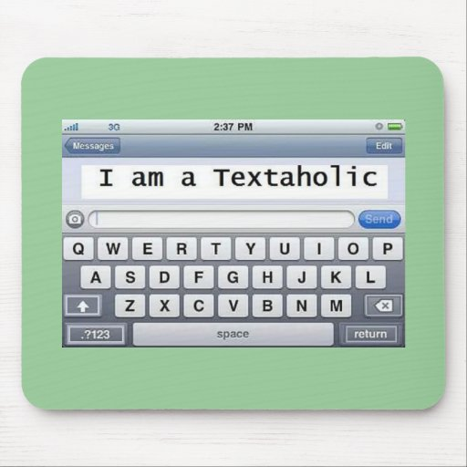 Textaholic Tapete De Ratones