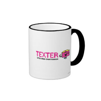 Texter Coffee Mugs