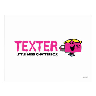 Texter Postcard