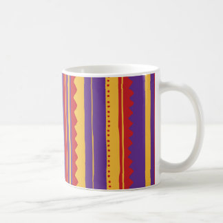 Textil Mexicano Tasa Taza Clásica
