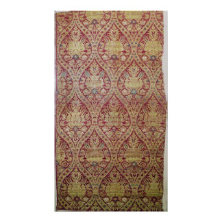 Textile design, 16th/17th century poster