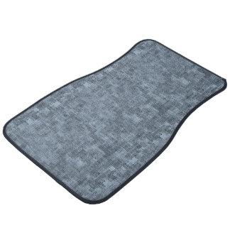 Textile Grays Car Mat