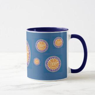 ..Textile Heritage Society Logo Mug