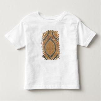 Textile panel, 16th/17th century toddler t-shirt
