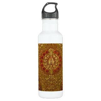 Textile Pattern #10 @ Stylnic Water Bottle