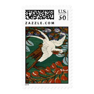 Textile Pattern #11 @ Stylnic Postage