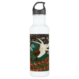 Textile Pattern #11 @ Stylnic Stainless Steel Water Bottle