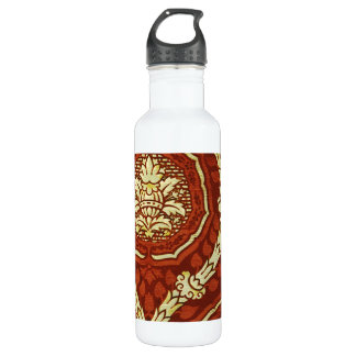 Textile Pattern #4 @ Stylnic Stainless Steel Water Bottle