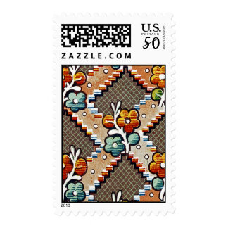 Textile Pattern #6 @ Stylnic Postage