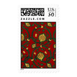 Textile Pattern #8 @ Stylnic Postage