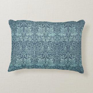 Textile Pattern, Brer Rabbit by William Morris Accent Pillow