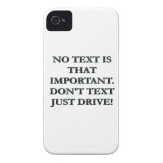 Texting and Driving Blackberry Bold Cases