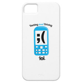 Texting And Driving iPhone 5 Case