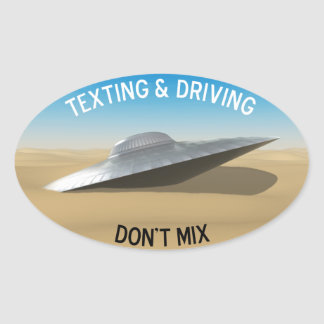 Texting Driving Don t Mix Stickers