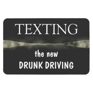 Texting ~ flex magnet