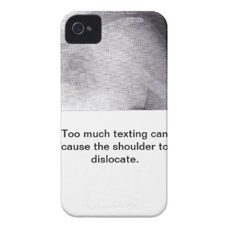 Texting iPhone 4 Case