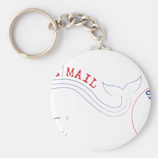 Texting? Puh-lease Basic Round Button Keychain
