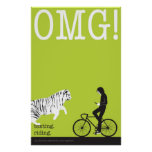 texting. riding. posters
