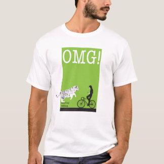 texting. riding. T-Shirt