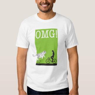 texting. riding. tee shirt