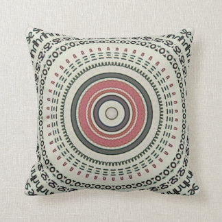 TextMe/Cushion Throw Pillow
