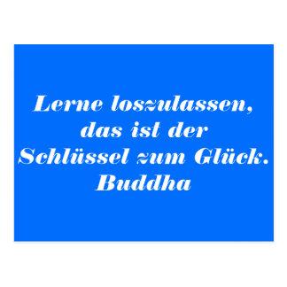 Texto alemán - Buda Tarjetas Postales