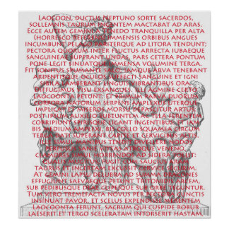 Texto completo de Laocoon Póster