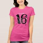 Texto conocido de encargo V01 del Grunge del regal Camisetas