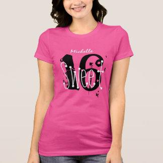Texto conocido de encargo V01 del Grunge del regal T-shirt