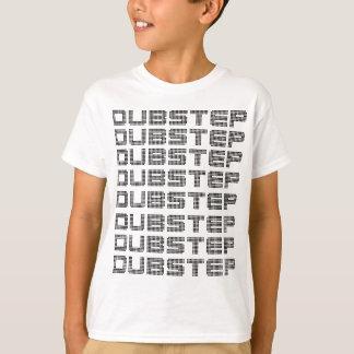 Texto de Dubstep Playera