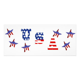 Texto de la bandera americana de los E E U U con