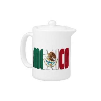 Texto de la bandera de México