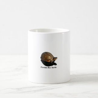 Texto de la fotografía w de la tortuga de caja de  tazas