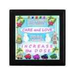 Texto de la sabiduría: Amor humano del cuidado n Caja De Joyas
