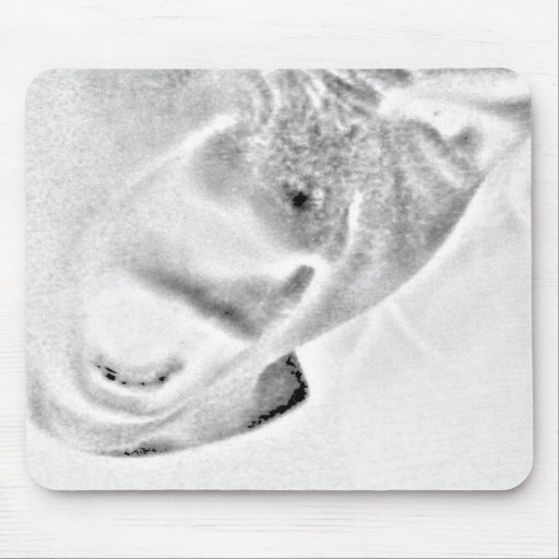 Texto de Mousepad w/dark Tapete De Ratón