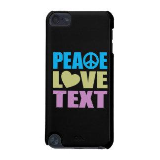 Texto del amor de la paz
