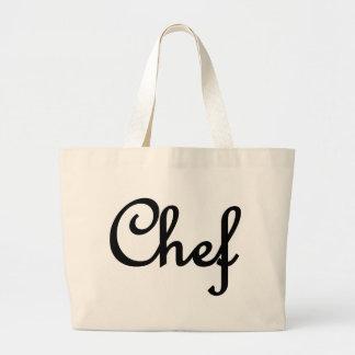 texto del cocinero de lujo bolsa