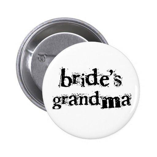 Texto del negro de la abuela de la novia pin