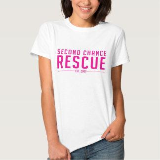 Texto del SCR + Logotipo de la placa de Camisas
