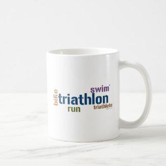 Texto del Triathlon Taza